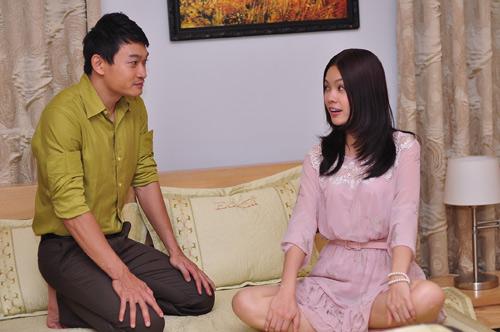 """Cẩm Lynh """"bỏ"""" Minh Luân về với Quốc Thái - 15"""