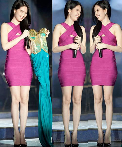 """Những """"cái đẹp nhất"""" của mỹ nhân Việt - 1"""