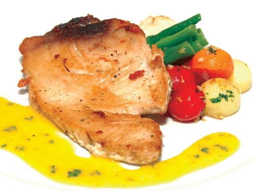 Xốt và nướng thật ngon với món cá - 2