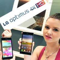 LG Optimus 4X HD: Smartphone cao cp