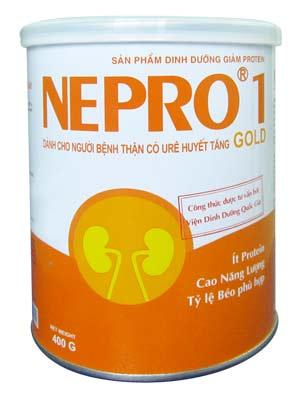 NEPRO 1 bổ sung chế độ ăn khi bị suy thận mạn - 1