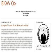Hacker công bố hàng loạt lỗ hổng của BKAV