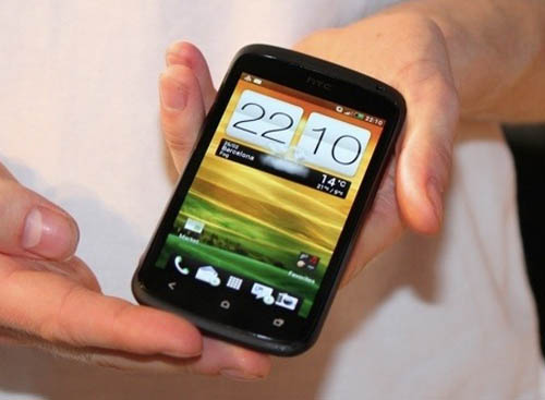 Trên tay HTC One S - 1
