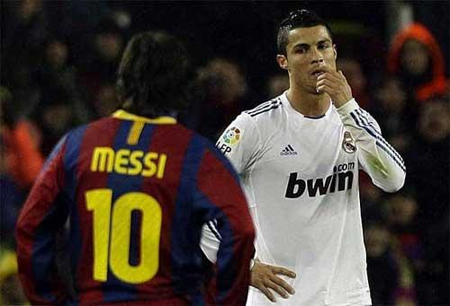 Messi – Ronaldo: Nhìn từ góc độ bàn thắng - 2