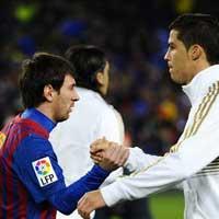 Messi – Ronaldo: Nhìn từ góc độ bàn thắng