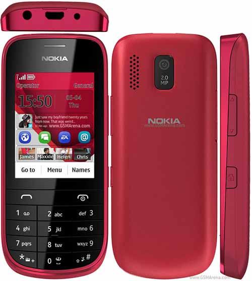 Nokia Asha 302, 203 và 202 giá bình dân - 2
