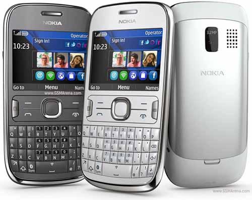 Nokia Asha 302, 203 và 202 giá bình dân - 1