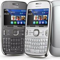 Nokia Asha 302, 203 và 202 giá bình dân