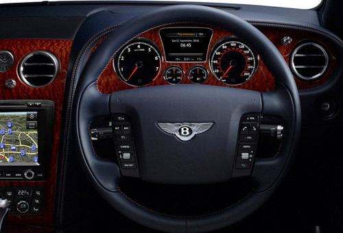 Khám phá xế Bentley giá chục tỉ đồng của bầu Kiên - 6