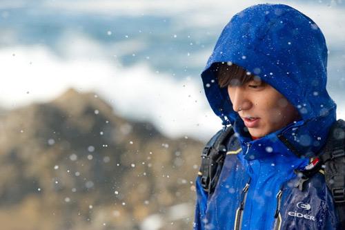 Lee Min Ho ôm người đẹp trong bão tuyết - 2