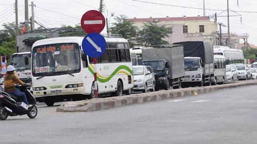 Cao tốc Trung Lương: Kiến nghị giảm phí - 1