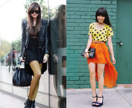 Đổi mới phong cách với váy đuôi tôm - 16