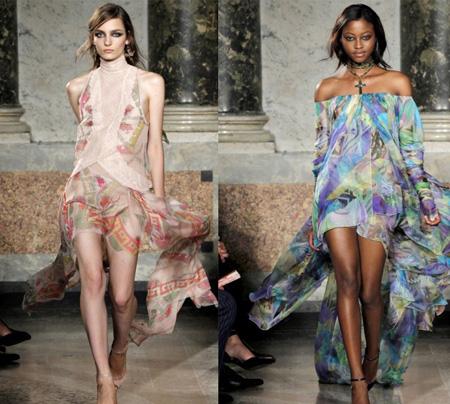 Đổi mới phong cách với váy đuôi tôm - 2
