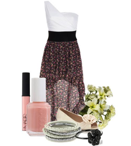 Đổi mới phong cách với váy đuôi tôm - 3