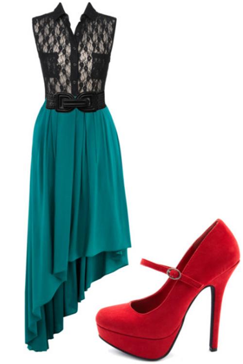 Đổi mới phong cách với váy đuôi tôm - 10