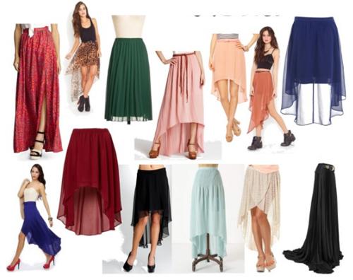 Đổi mới phong cách với váy đuôi tôm - 5