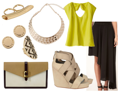 Đổi mới phong cách với váy đuôi tôm - 12