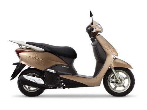 Honda LEAD thêm màu, thêm giá - 3
