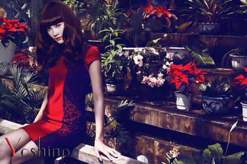 Xu hướng họa tiết áo sơ mi nữ 2012, Thời trang,