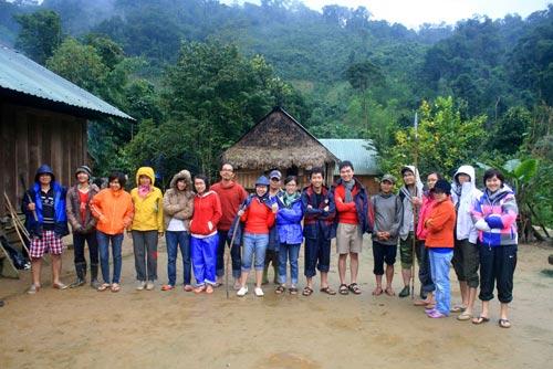 Về thăm ngôi làng xa xôi nhất xứ Quảng - 13