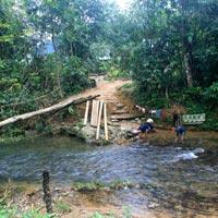 Về thăm ngôi làng xa xôi nhất xứ Quảng