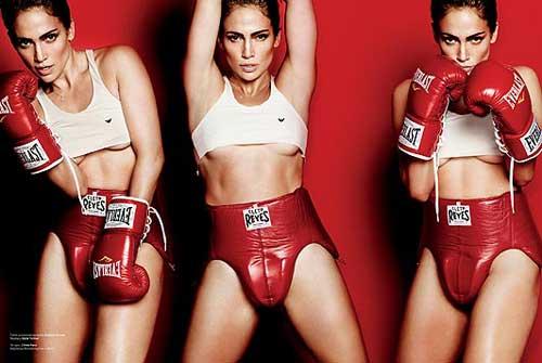 Mỹ nhân sexy cùng boxing - 3