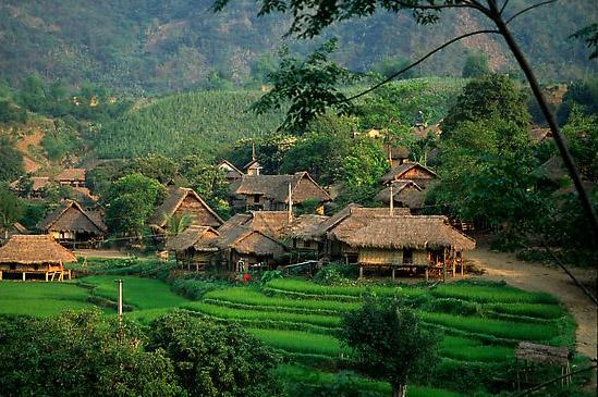 Kinh nghiệm du lịch Mai Châu - Hòa Bình - 1