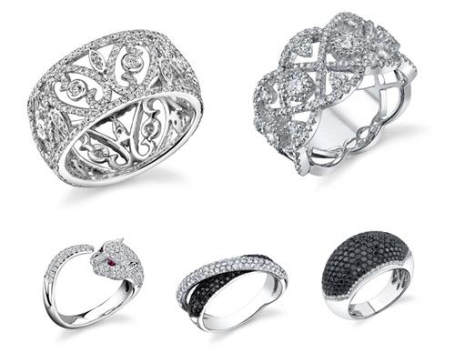 Nhẫn kim cương: Biểu tượng mới của vẻ đẹp hoàn hảo - 1