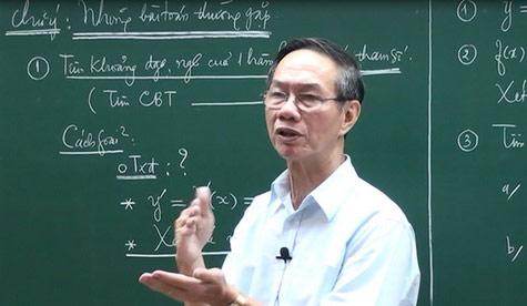 Những giáo viên dạy Toán nổi tiếng ở HN - 2
