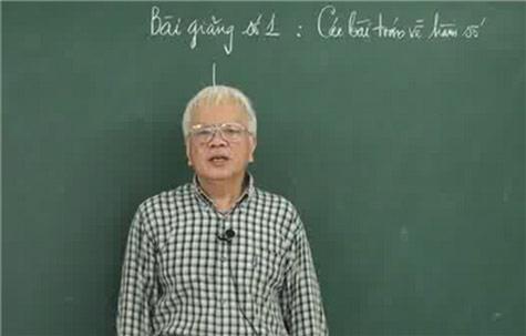 Những giáo viên dạy Toán nổi tiếng ở HN - 3