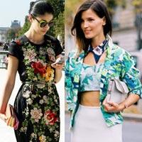 Mặc váy hoa thế nào cho chuẩn mốt?