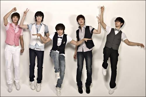 Nhóm nhạc nam lùn nhất K-Pop - 15