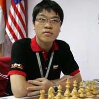 Quang Liêm trở lại tốp siêu đại kiện tướng quốc tế