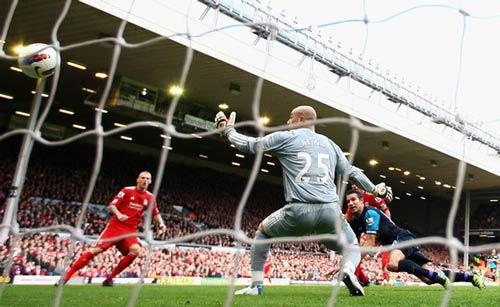 Arsenal thắng Liverpool: Mở cửa tương lai - 1