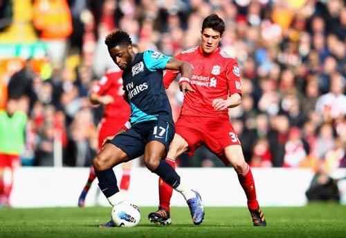 Arsenal thắng Liverpool: Mở cửa tương lai - 2