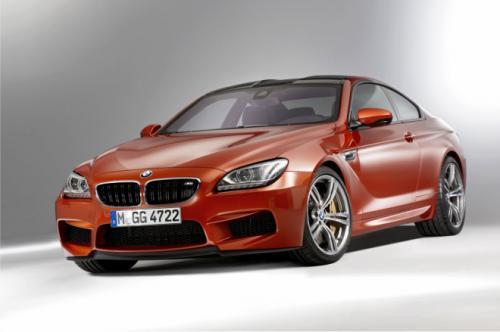 Đánh giá BMW M6 Coupe và Convertible - 1