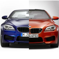 nh gi BMW M6 Coupe v Convertible