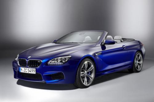 Đánh giá BMW M6 Coupe và Convertible - 2