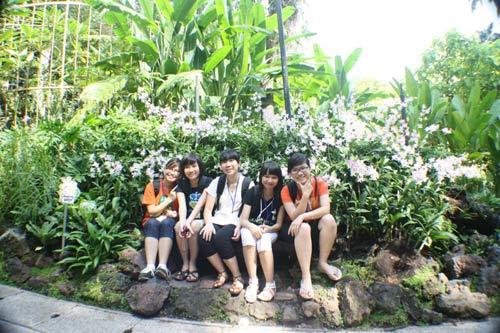 Hội thảo du học hè Lion Island, Singapore - 2