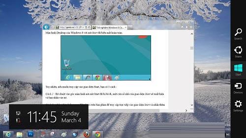 30 phím tắt mới trong Windows 8 Consumer Preview - 1