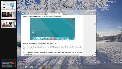 30 phím tắt mới trong Windows 8 Consumer Preview - 2