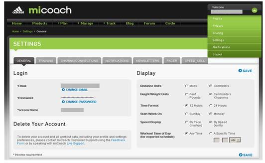 Thiết bị  adidas miCoach SPEED_CELL đã đến VN - 2