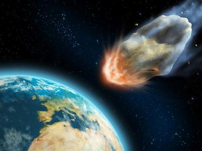 Thiên thạch 60m sắp đâm vào trái đất - 1