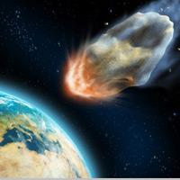 Thiên thạch 60m sắp đâm vào trái đất