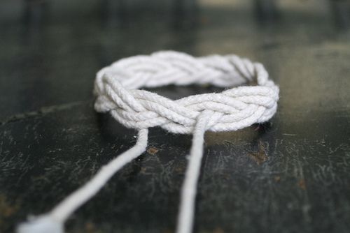 Sành điệu với vòng tay bằng dây chão - 11