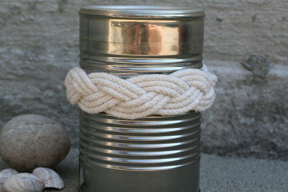 Sành điệu với vòng tay bằng dây chão - 12