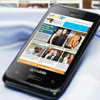 Q-mobile P7: Bước đột phá trên điện thoại phổ thông