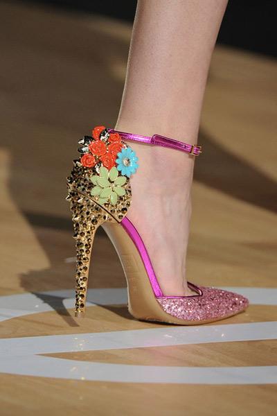Những đôi giầy phải chiêm ngưỡng ở Milan - 3