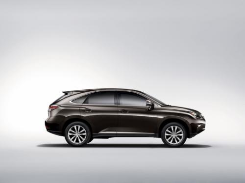 Lexus RX 2013: Sang trọng mà tiện dụng - 3