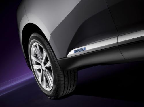 Lexus RX 2013: Sang trọng mà tiện dụng - 14